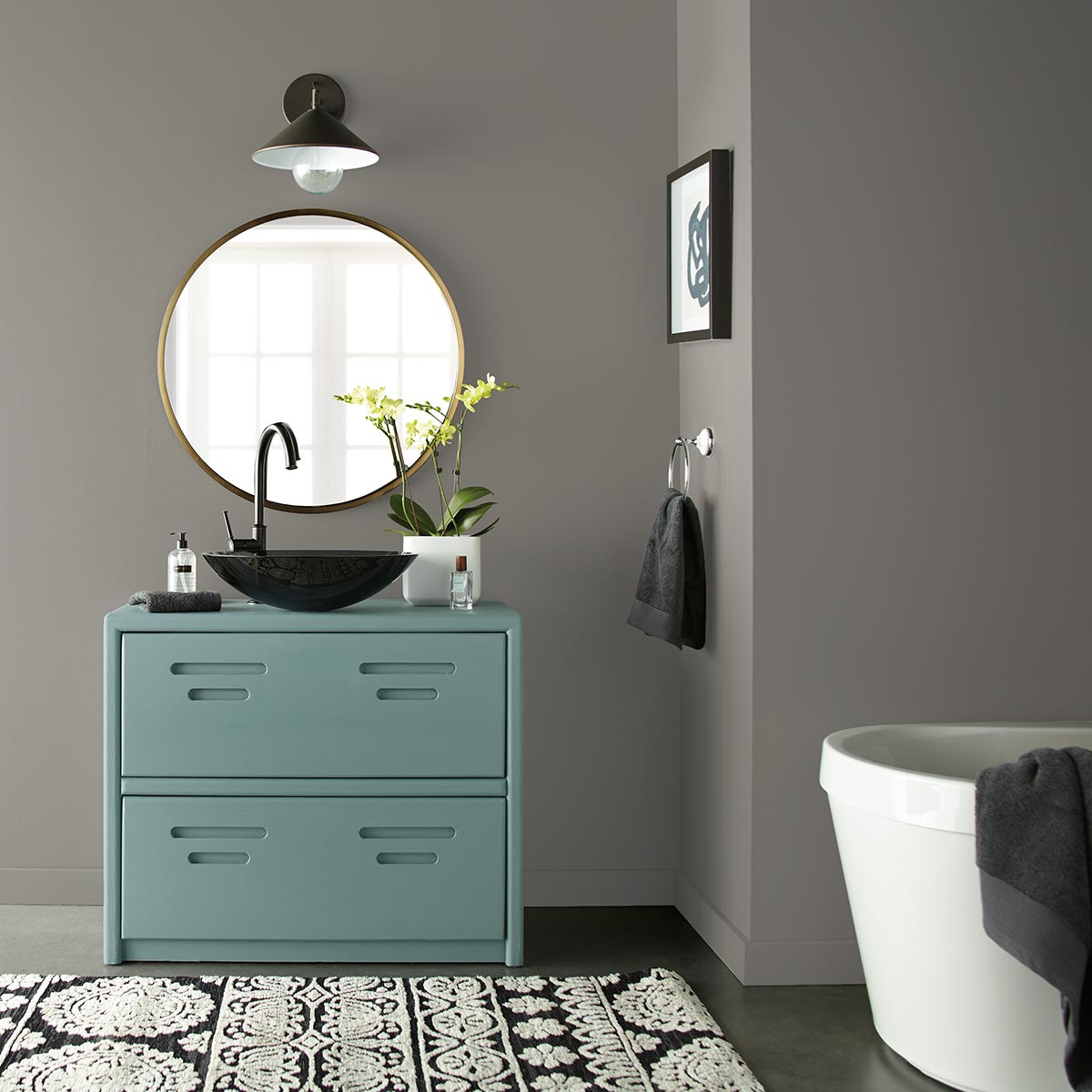 bathroom colors for 2020 - 720×720